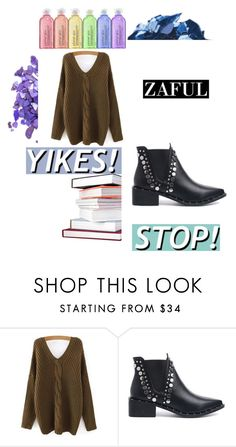 """""""Zaful x"""" by sezona-lova ❤ liked on Polyvore featuring Winter, contest, polyvoreeditorial and zaful"""