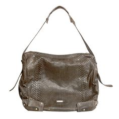3475fb7b42eb Labellov Supple Yves Saint Laurent patent leather handbag in grey with gold  hardware. Big compartment and one side pouch. ○ Buy and Sell Authentic  Luxury