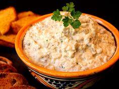 Cocinando con Lola García: Ensalada de berenjenas con yogur griego