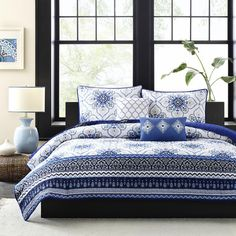 You'll love the Cassy Coverlet Set at AllModern - With Great Deals on modern Bedroom  products and Free Shipping on most stuff, even the big stuff.