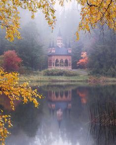 Temple of Roses in Aulanko Nature Reserve Finland via /r/pics Wonderful Places, Beautiful Places, Beautiful Pictures, Landscape Photography, Nature Photography, Autumn Cozy, Nature Reserve, Beautiful World, Beautiful Landscapes