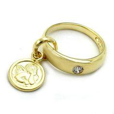 Pendant, Baby's Christening, 9K Gold DEcus NObilis, http://www.amazon.com/gp/product/B005Y0OH14/ref=cm_sw_r_pi_alp_PMPBqb0HARWD5