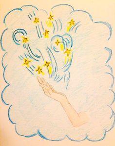 Selv små stjerner skinner i mørket
