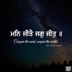 7 quotes from Guru Granth sahib ji in punjabi. Sikh Quotes, Gurbani Quotes, Happy Quotes, Tattoo Quotes, Guru Granth Sahib Quotes, Shri Guru Granth Sahib, Punjabi Love Quotes, Good Morning Images, Religious Quotes
