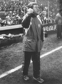 El Sporting-Athletic del 85 con Clemente en el banquillo