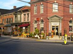 New Oxford, PA: town square