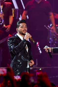 """We Are Shook Over Maluma and Marc Anthony's Salsa Version of """"Felices los 4"""""""