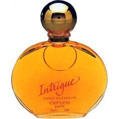 *Intrigue (Esprit de Parfum) by Carven 1986