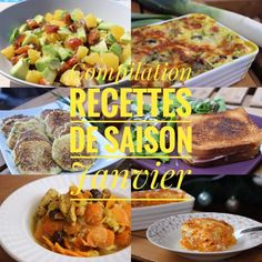 Menus Healthy, Batch Cooking, Crockpot Recipes, Food And Drink, Beef, Calories, Ethnic Recipes, Diners, Table