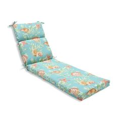 Outdoor Daytrip Seaspray Chaise Lounge Cushion