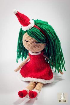 Dolls Imu Amigurumi