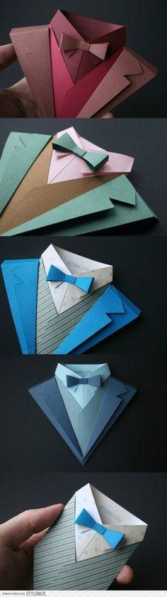 Tuxedo Cards