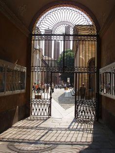 Università - Pavia, Lombardy, Italy
