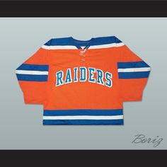 3dbffe331b5 Boriz Customs - Norm Ferguson 9 WHA New York Raiders Hockey Jersey