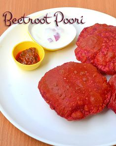 Lunch Recipes Indian, Puri Recipes, Clarified Butter, Red Chilli, Garam Masala, Beetroot, Cooking, Healthy, Breakfast