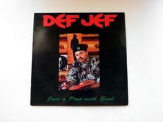 Def Jef  Just A Poet With Soul LP by RockofSages on Etsy, $12.00
