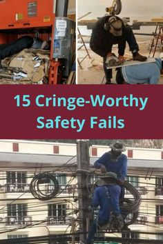 In a world of ever-evolving machinery, putting safety first becomes more important with each new innovation. Fun Facts, Epic Facts, Crazy Facts, Amazing Facts, Interesting Facts, Safety Fail, Construction Fails, Summer Gel Nails, Butterfly Wallpaper