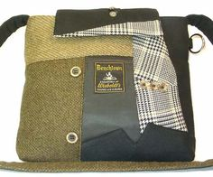 bag from men's suits