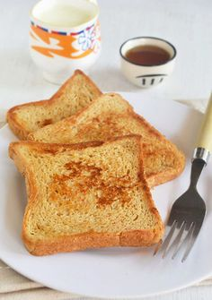 Eggless French Toast (Sweet):http://www.sharmispassions.com/2010/09/eggless-french-toast-sweet-version.html
