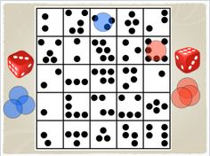 Find It!  A Subitizing Game | Mathematical Thinking