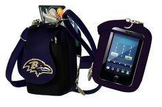 NFL Batlimore Ravens Purse Plus Touch by Charm14. $16.60