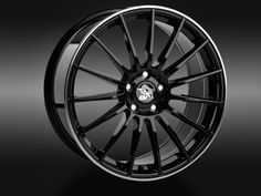 Jante Alu Ultra Wheels  UA4-SPEED Black Rim Polished   8.50 x 19 ET 45.00 5x112