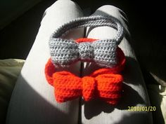 Fun bow ties! Totally making these for all my brothers!