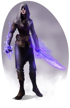 An Arcane Warrior, Knight Enchanter, or Biotic Adept/or Vangaurd FemShep in a Dragon Age/Mass Effect Crossover?...
