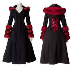 Gothic Winter Jacket