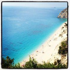 Egremnoi beach,lefkada,greece