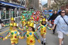 Día del Niño 13/02: Desfile y Chiquiteo de las Murgas: Cartulina