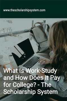 Paying for college can be challenging. Luckily, there are numerous options for financial aid, allowing students to secure opportunities to cover the cost. One such option is the work-study program. Here's what you need to know about this type of financial aid.