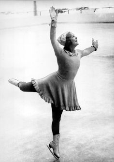 As an athlete: The Norwegian beauty won the gold medal in women's figure skating at the 1928, 1932 and 1936 Winter Olympics.  ...