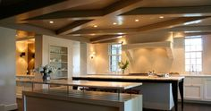 A kitchen for Modern day living. Classically interpreted details with a fresh perspective.