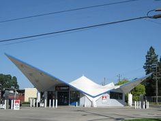 Modernica's Top 8 Modernist Gas Stations