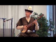 "Nooruz 2016 Munich, Ruslan Jumabaev (Niazaaly Boroshev - ""Kara Ozgoj"") - YouTube"