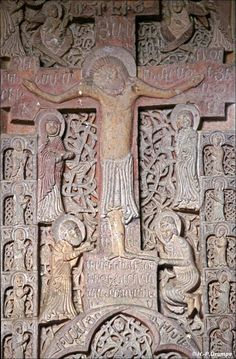 Hagpat carvings