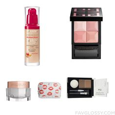 Beauty Wishlist With Bourjois Foundation Givenchy Blush Nyx Eye Makeup And Anti Aging Face Moisturizer From November 2016 #beauty #makeup