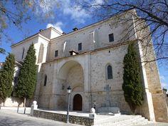 Iglesia de Nuestra Señora de la Asunción (Iglesia sin Torre) Chinchón, Madrid
