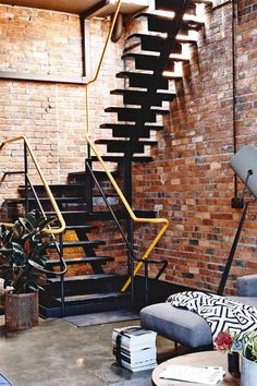 Gravity Home: Industrial Loft Style Apartment