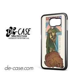 Brienne Game Of Thrones DEAL-2095 Samsung Phonecase Cover For Samsung Galaxy S6 / S6 Edge / S6 Edge Plus