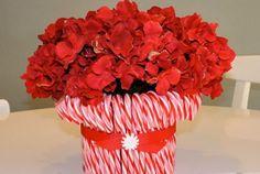 Very Merry Vase