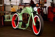 Pedelec, E-Bike , Ebike , Custom