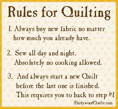 1000+ images about Quilt Quotes and Humor on Pinterest ...