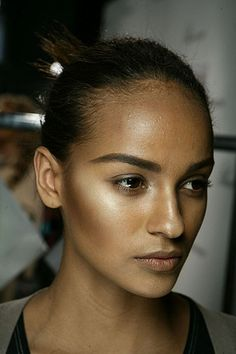Contouring for dark girls like us ;)