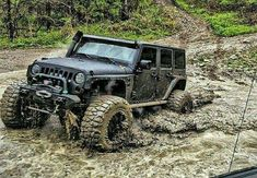 Muddy JK