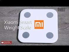 Videorecensioni: #Xiaomi #Smart #Weight Scale - Gearbest.com (link: ift.tt/2nlnioJ )