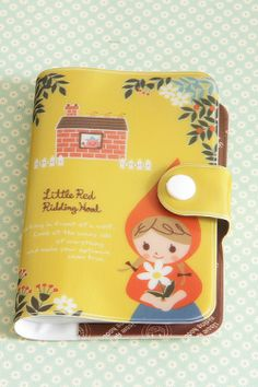 Little red riding hood planner