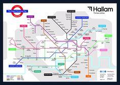 Digital Marketing Map 2020 | Hallam Influencer Marketing, Inbound Marketing, Internet Marketing, Online Marketing, Digital Marketing Plan, Marketing Plan Template, Buyer Persona, Media Smart, Blogging