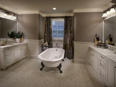 Pictures of Beautiful Luxury Bathtubs - Ideas & Inspiration : Page 44 : Rooms : Home & Garden Television